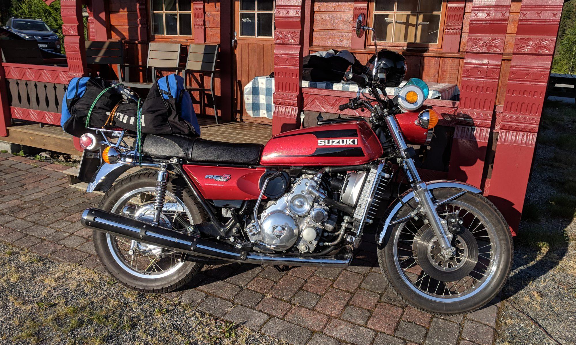 Classic Suzuki Club Sweden
