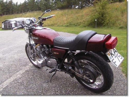 Tysk GS750