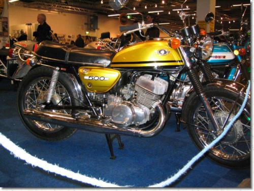 Georg Bommelins T500 II från 1969