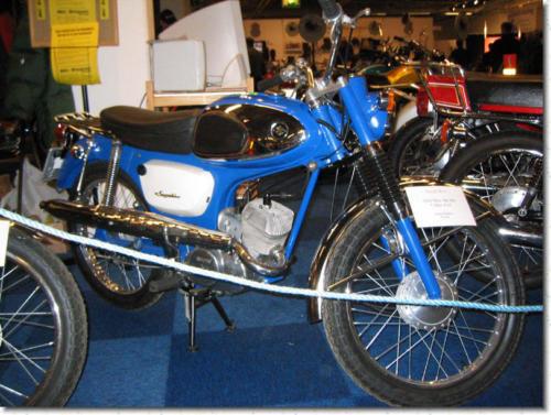 Göran Kölborns K11 1967 80cc 7,3 hk 4vxl